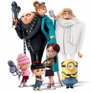 Despicable Me coloring pages